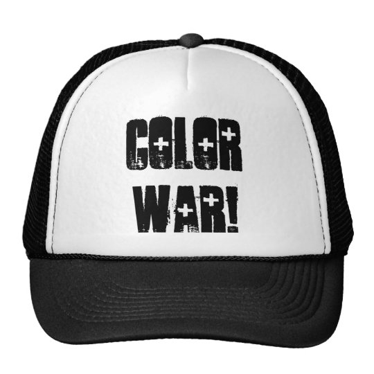 COLORWAR! TRUCKER HAT