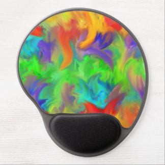 colorWaves copy.jpg Gel Mouse Pad