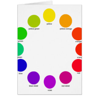 colorwheel card