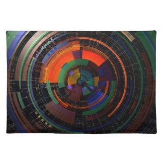 Colorwheel Placemat