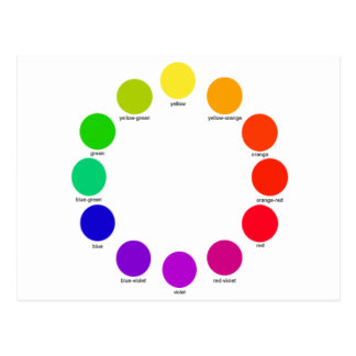 colorwheel post cards