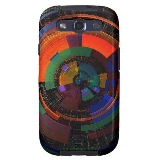 Colorwheel Samsung Galaxy S3 Cases