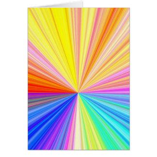 ColorWheel Sparkle - Enjoy n Share Joy Card