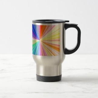 ColorWheel Sparkle - Enjoy n Share Joy Coffee Mugs