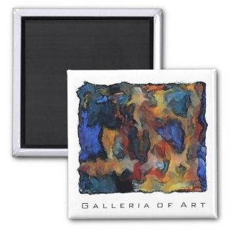 Colorz ~ 2 inch square magnet
