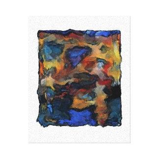 Colorz ~ Wrapped Canvas