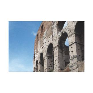Coloseum, Roma Impresión En Lienzo