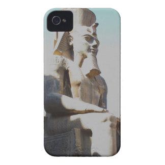 Coloso de Ramses II - foto de Luxor Temple iPhone 4 Protectores