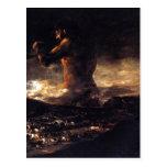 Coloso del EL (1808-1812), Francisco de Goya. Acei Postal