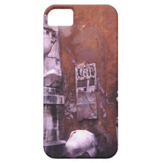 Coloso esculpido de las partes del cuerpo de funda para iPhone 5 barely there