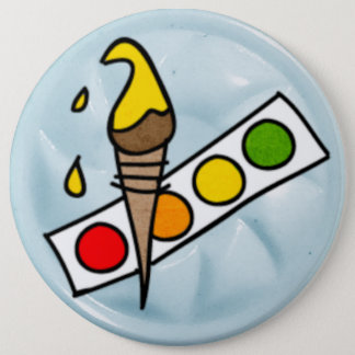 COLOSSAL Back to School, Backpack Pins buttons