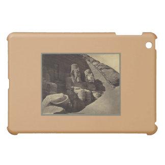 Colossal Figures, Abu Sunbul, Egypt iPad Mini Case