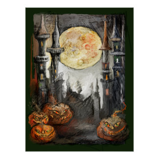 ** Colossal HallowEEn ** Posters