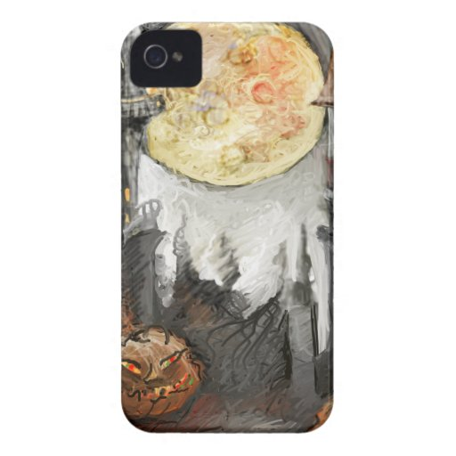 ** Colossal HallowEn ** iPhone 4 Cover