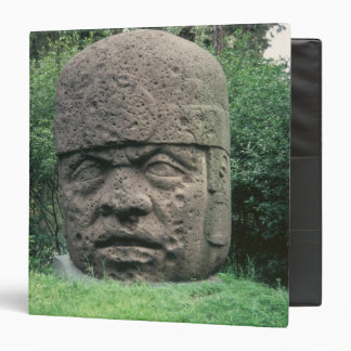 Colossal Head 3 Ring Binder