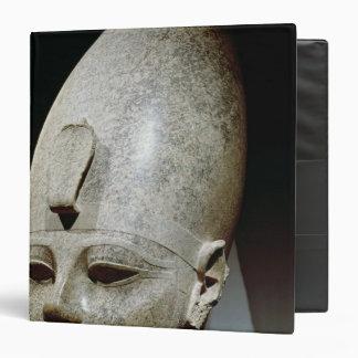 Colossal head of Amenhotep III, from al-Qurnah Vinyl Binders