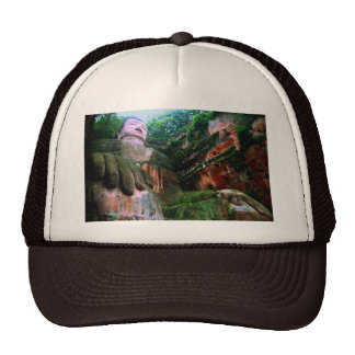 Colossal Le Shan Buddha Trucker Hat