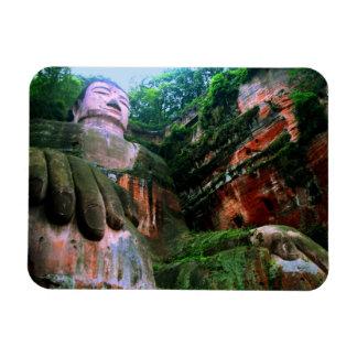 Colossal Le Shan Buddha Magnet