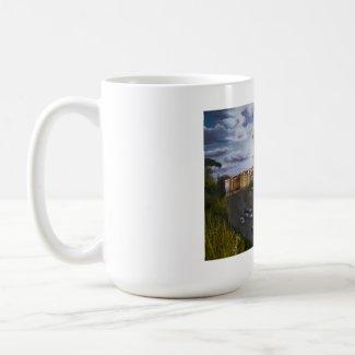 Colossal mug