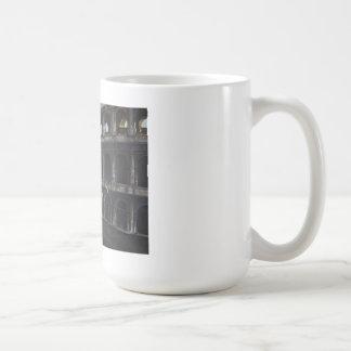 Colossal Classic White Coffee Mug