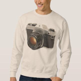 Colossal Old School Camera Sweatshirt