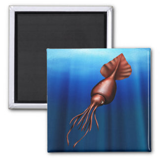Colossal Squid Magnet