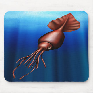 Colossal Squid Mousepad