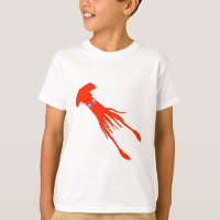 colossal squid T-Shirt