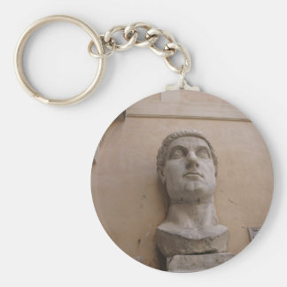 Colossal statue of Constantine Rome 315-220 CE Key Chains