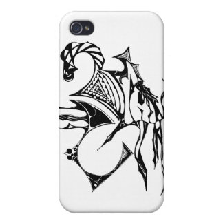 Colossal Undertaking iPhone 4 Cases