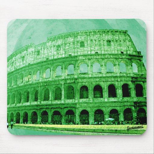 Colosseo Alfombrillas De Raton