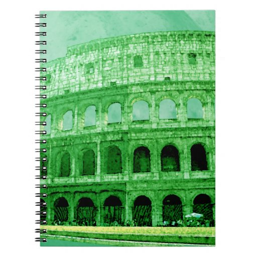 Colosseo Note Book