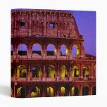 Colosseo (Rome) Vinyl Binder