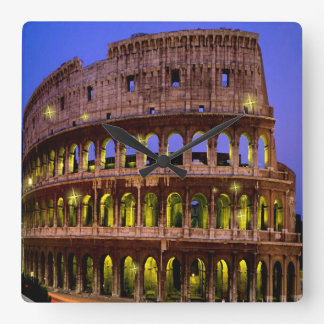Colosseo (Rome) Wall Clock