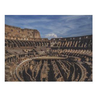 Colosseum 3 postcard