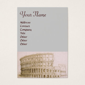 COLOSSEUM / Architecture Business Card