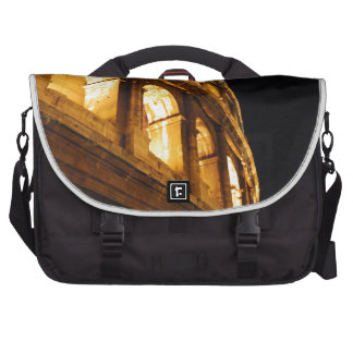 Colosseum at night bags for laptop