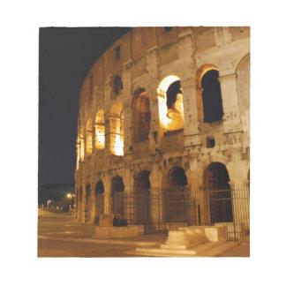 Colosseum Bloc De Papel