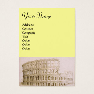 COLOSSEUM BUSINESS CARD