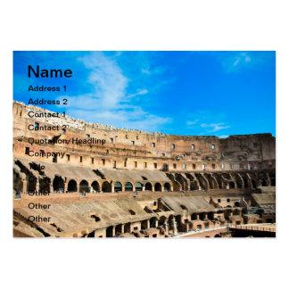 Colosseum Business Cards