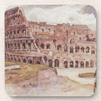 Colosseum by Vasily Surikov Coaster