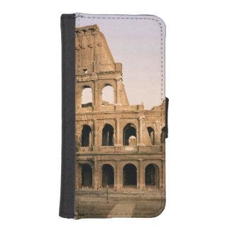 COLOSSEUM DE ROMA FUNDAS TIPO CARTERA PARA iPhone 5