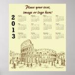 colosseum de Roma Posters