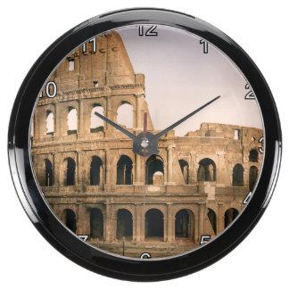 COLOSSEUM DE ROMA RELOJ AQUA CLOCK