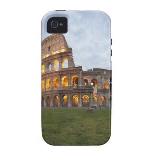Colosseum en Roma, Italia Case-Mate iPhone 4 Funda