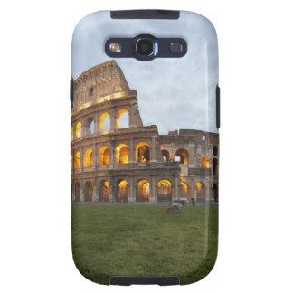 Colosseum en Roma, Italia Samsung Galaxy S3 Funda