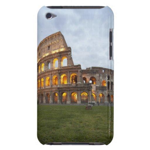 Colosseum en Roma, Italia iPod Case-Mate Cárcasas