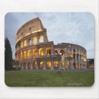 Colosseum en Roma, Italia Tapete De Ratón