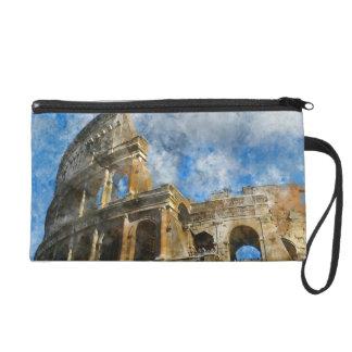Colosseum en Roma, Italy_