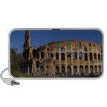 Colosseum famoso en la señal 2 de Roma Italia Altavoces